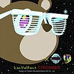 Kanye West Stronger (Single)(Parental Advisory)