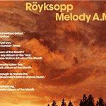 Röyksopp Melody AM