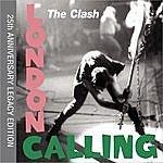 The Clash London Calling (25th Anniversary Legacy Edition)(Remastered)