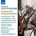 Laurent Petitgirard Cello Concerto/Le Legendaire/Dialogue