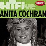 Anita Cochran Rhino Hi-Five: Anita Cochran
