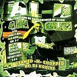 Al-D 4-Da Green (Leaned & Chopped)(Parental Advisory)