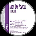 Andy Jay Powell Triple X (8-Track Maxi Single)