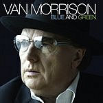 Van Morrison Blue And Green (Single)