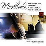 Felix Mendelssohn Symphony No.4 in A Major, Op.90 'Italian'/A Midsummer Nights Dream, Incidental Music, Op.61