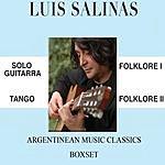 Luis Salinas Clásicos De Música Argentina, Y Algo Más (Argentinean Music Classics)
