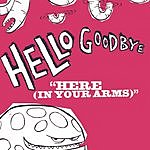 Hellogoodbye Here (In Your Arms) / Dear Jamie...Sincerely Me