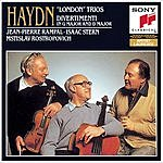 Jean-Pierre Rampal London Trios/Divertissements