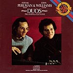 Itzhak Perlman Duos For Violin & Guitar