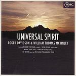Roger Davidson Trio Universal Spirit