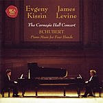 Evgeny Kissin The Carnegie Hall Concert: Piano Music For Four Hands