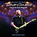 David Gilmour Wish You Were Here/The Blue: Live At The Royal Albert Hall (Single)