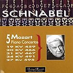 Artur Schnabel Schnabel Plays Mozart