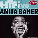 Anita Baker Rhino Hi-Five: Anita Baker