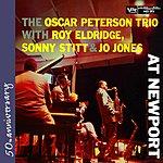 Oscar Peterson At Newport (Live)