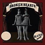 The Broken Hearts Blanco/Black Cat