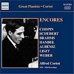Alfred Cortot Encores: 1925-26 Recordings
