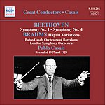 Pablo Casals Symphonies Nos. 1 & 4/Variations On A Theme By Haydn