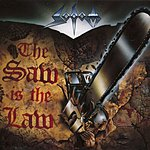Sodom The Saw Is The Law (3-Track Maxi-Single)