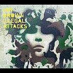 Ian Brown Illegal Attacks (2-Track Single)