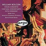 Sergiu Luca Violin Concerto/Fantasia Concertante/Fifth Symphony