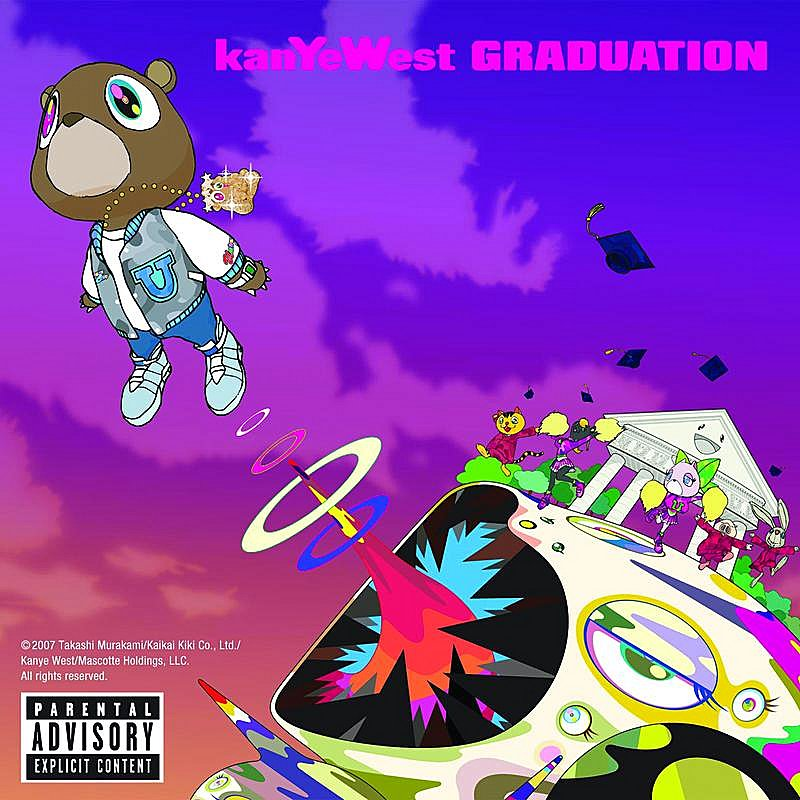 Cover Art: Graduation (Parental Advisory)