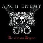 Arch Enemy Revolution Begins (4-Track Maxi-Single)