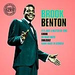 Brook Benton Legendary Song Stylist (Remastered)