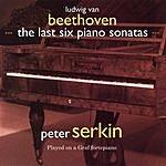 Peter Serkin The Last Six Piano Sonatas