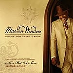 Marvin Winans Alone But Not Alone (2-Track Single)