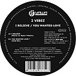 2 Vibez I Believe/You Wanted Love (7-Track Maxi-Single)