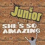 Junior She's So Amazing (3-Track Maxi-Single)