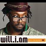 will.i.am I Got It From My Mama (2-Track Single)