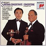 Cho-Liang Lin Sinfonia Concertante in E Flat Major, K.364/Concertone in C Major, K.190
