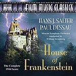 William Stromberg House Of Frankenstein: Complete Score