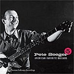 Pete Seeger American Favorite Ballads - Songs & Tunes, Vol.5: With 5-String Banjo & 12-String Guitar