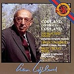 Aaron Copland Appalachan Spring/Lincoln Portrait/Billy The Kid