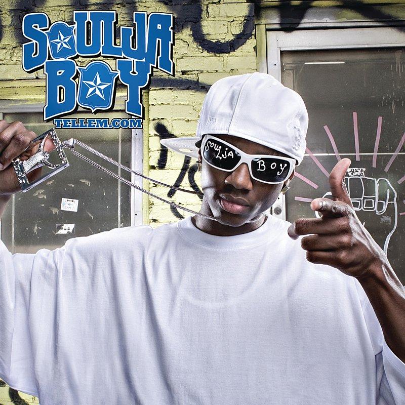 Cover Art: Souljaboytellem.com