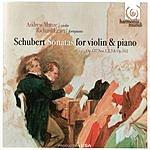 Andrew Manze Sonatas For Violin & Piano