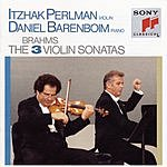 Itzhak Perlman The 3 Violin Sonatas