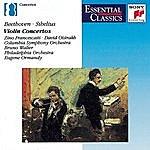 Zino Francescatti Violin Concerto in D Major, Op.61/Violin Concerto in D Minor, Op.47