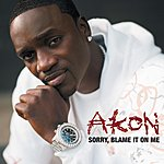 Akon Sorry, Blame It On Me (Single)
