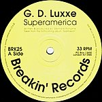 GD Luxxe Superamerica (3-Track Maxi-Single)