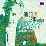 Wolfgang Amadeus Mozart Late Symphonies