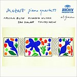 Malcolm Bilson Piano Quartets K.478 & K.493