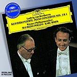 Maurizio Pollini Piano Concertos Nos.3 & 4