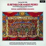 Jennifer Smith El Retablo De Maese Pedro/Harpsichord Concerto/Psyche