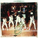 The Temptations Psychedelic Shack & All Directions (2 Classic Albums On 1 CD Set)