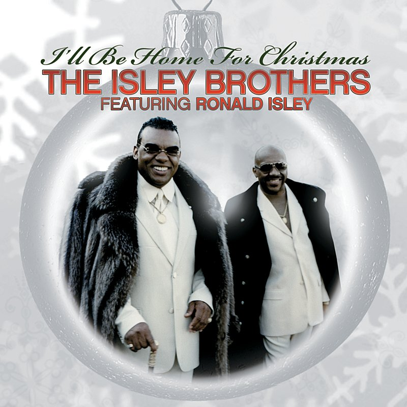 Cover Art: I'll Be Home For Christmas