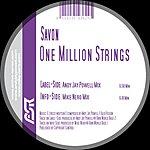 Savon One Million Strings (4-Track Maxi-Single)